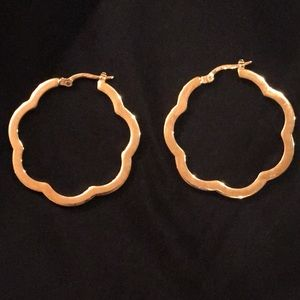 Milor Italy hoop Earrings